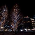 Photos: 港北東急の夜景【Ai AF Nikkor 20mm f2.8:絞りf8.0】04