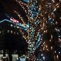 港北東急の夜景【Ai AF Nikkor 35mm f2:絞りf2.0】04