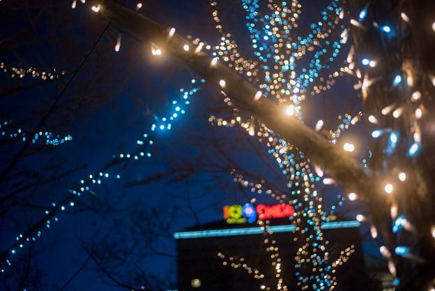 Photos: 港北東急の夜景【Ai Micro-Nikkor 55mm f2.8S:絞りf2.8】05