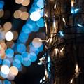 Photos: 港北東急の夜景【Ai Nikkor ED 180mm f2.8S:絞りf2.8】12