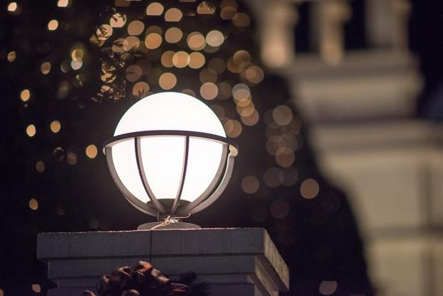 アニヴェルセルヒルズ横浜の夜景【Ai AF DC-Nikkor 135mm f2S:絞りf2.0】2
