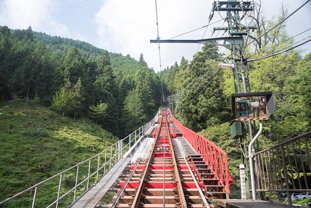 御岳山【ケーブルカーの道】