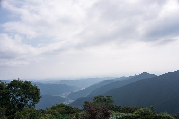 御岳山【太展望台からの眺め】