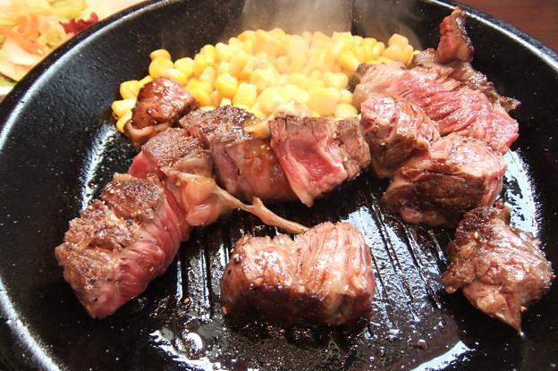 写真: いきなりステーキ 2