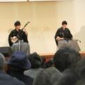 写真: 津軽三味線 岡野兄弟 3
