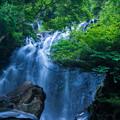 写真: 飛龍の滝1