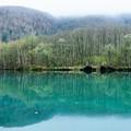Photos: 翡翠色の池