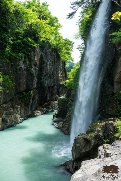 Photos: 天然プール