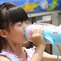 Photos: 水分補給