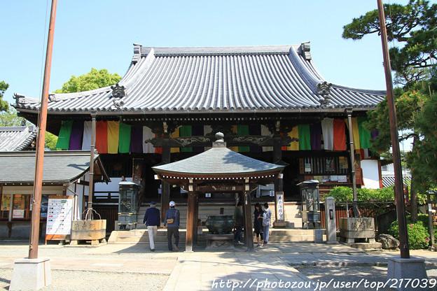IMG_8182葛井寺・本堂