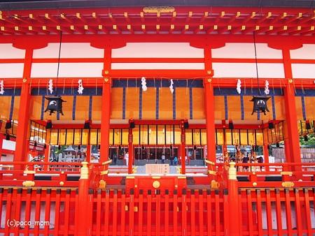 京都伏見稲荷拝殿2014年05月04日_P5040670