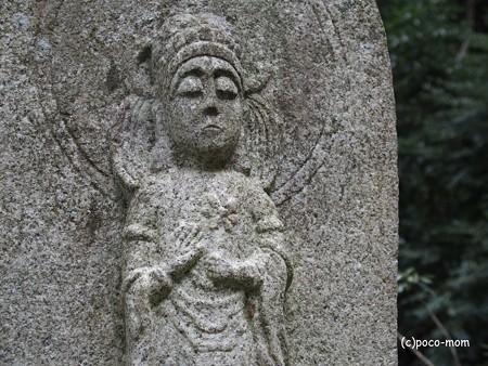 室生寺 石像P9210090