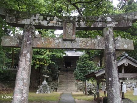 雷山雷神社 PA120370