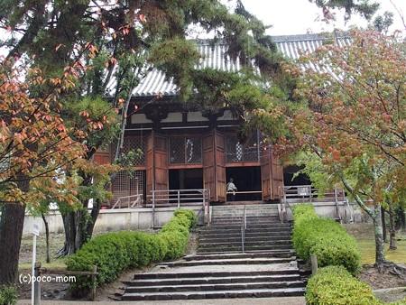 法隆寺 上御堂