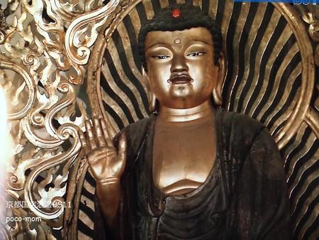 東福寺仏殿(法堂)内部 P3120177