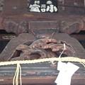 上野東照宮 蛙股 P3272984