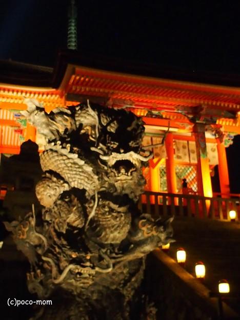 写真: 清水寺千日詣り P8140594