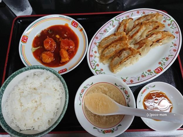 京都王将 餃子定食 DSCPDC_0003_BURST20180814213031672_COVER