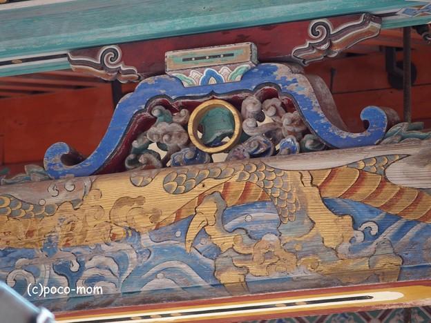地主神社 PA140805