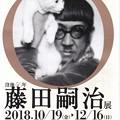 藤田嗣治展 チケット IMG_20181022_0012