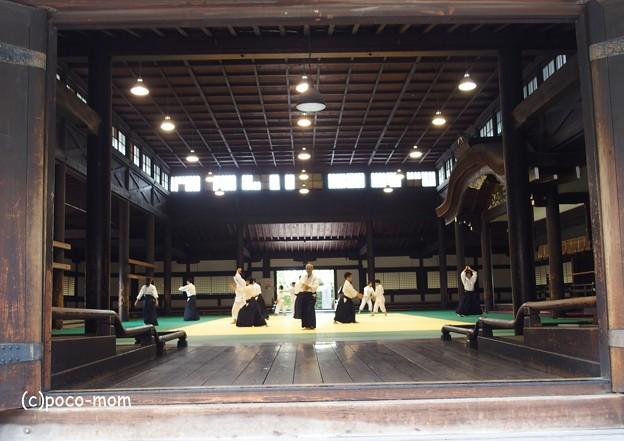 京都武道センター 武徳殿 PA140876