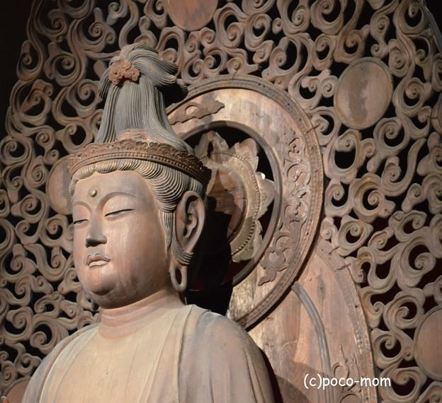 千本釈迦堂 聖観音菩薩 DSC_0518