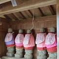 Photos: 四足門前の地蔵さま DSC_0720