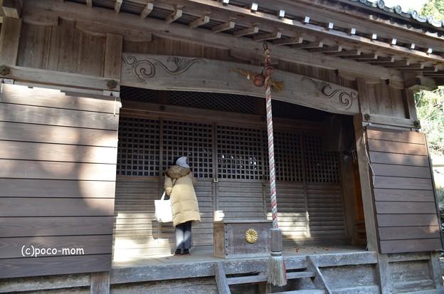 菅浦集落 須賀神社 DSC_0754