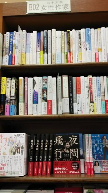 夜間飛行 新潮社刊 北迫薫