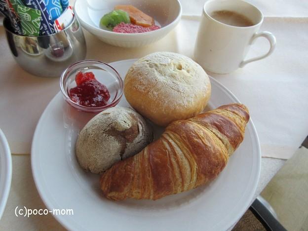 バーゼル ヴィクトリアホテルの朝食 IMG_25706