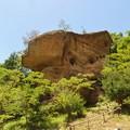 写真: 奇岩 鬼岩
