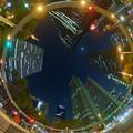 写真: 西新宿をTHETAで撮ってみた