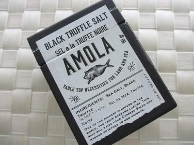 カナダ AMOLA トリュフソルト
