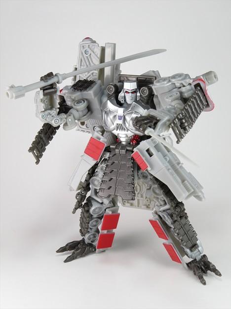 TFC-D01メガトロン15