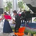 写真: ヘス作曲 延原正生編曲 2本のサックスとピアノのためのファンタジー