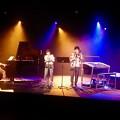 Photos: イウェイゼン作曲 トランペット、トロンボーンとピアノのためのパストラール/リハーサル