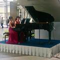 Photos: プーランク作曲 ピアノ連弾のためのソナタ/本番