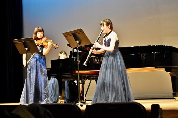 ブルッフ作曲 クラリネット、ヴィオラ、ピアノのための8つの小品 より第1、2曲