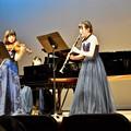 写真: ブルッフ作曲 クラリネット、ヴィオラ、ピアノのための8つの小品 より第1、2曲