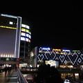 写真: 常磐線 水戸駅南口