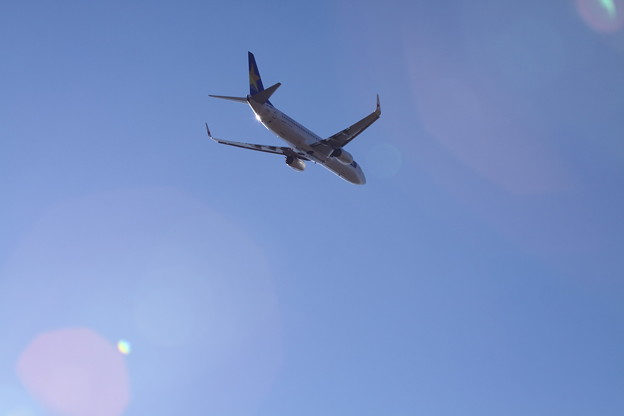 Take off !!