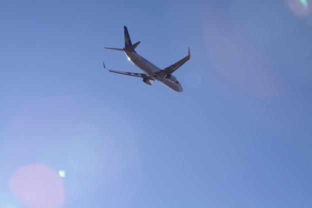 Photos: Take off !!