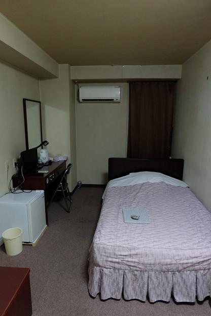 昭和なビジネスホテル
