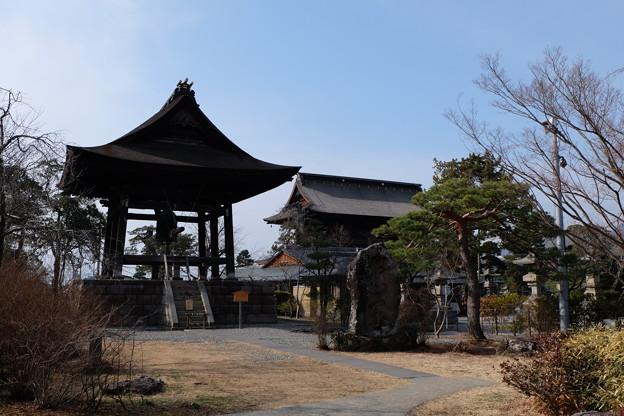 Photos: 善光寺 鐘楼