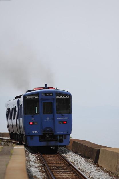 Photos: 海辺の駅