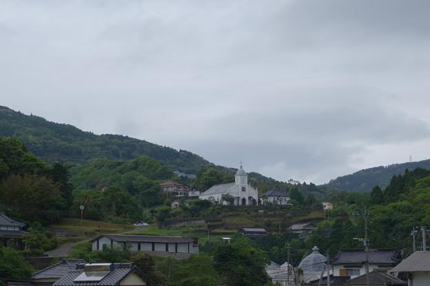 Photos: 丘の上の天主堂