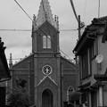 Photos: 天主堂のある街