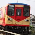 島原鉄道 赤パンツ車両