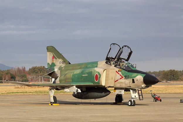 偵察機 RF-4E