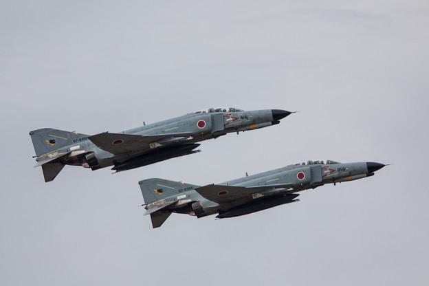 F-4EJ改 離陸